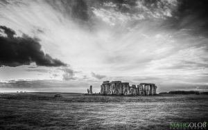 Stonehenge by maticgolob