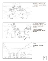 Legend of Korra Storyboard p1 by gibsonmo