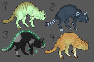 Cat Adopts I [closed] by LunAdopts