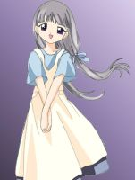 Tomoyo by brigette