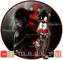 M A G E : Pillow by iingo