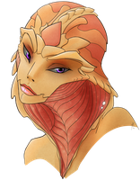 Amunet [Gift Bust] by Nimtai
