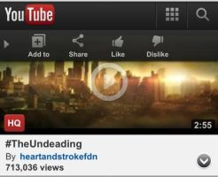 theUndeading AHA YouTube Video by savingamericanhearts