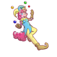 Jester Pie by thepiplup