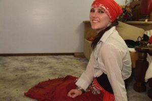 Gypsy Pirate Wench1-Stock by SilkenWebs