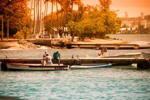Fishermen by Xiomara05