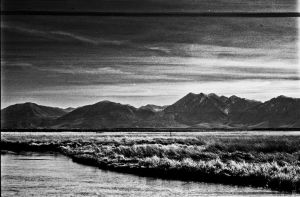 Owens River, Bishop by Solar-Love