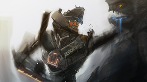 Pacific Rim wallpaper by Kwibl
