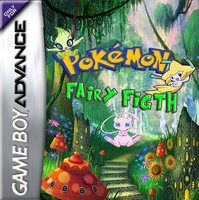 Cover fairy fight by levirotem