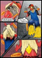Ash into Blaziken page 2 by SwichWitch