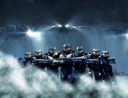 Halo Wars by Broly1337