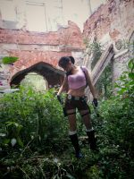 Tomb Raider: Legend (pink) by LiSaCroft