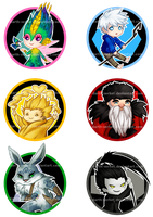 ROTG Buttons by Rixari