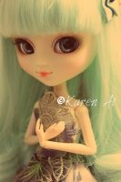 Pullip Mint by karenaikonno