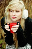 Hot cup by Juelej