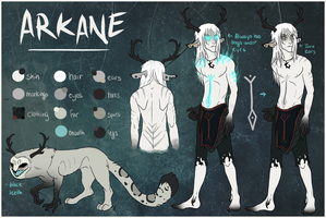 Arkane Reference (2014) by Lordfell