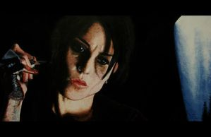 Lisbeth Salander by Nessart2010