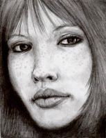 Emily Browning by A-mik
