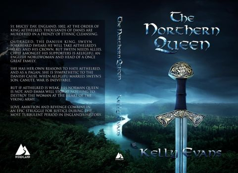 The Northen Queen book cover by Ash-3xpired