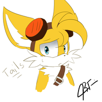Tails from Sonic Boom by Reyna174