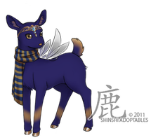 bluebear31015 : Rowena by ShinshiAdoptables