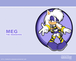Contest Meg the Hedgehog Channel by Domestic-hedgehog
