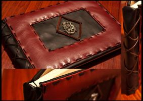 bookbinding by dokimbora