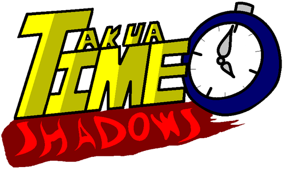 Takua Timeshadows: Title Card by TakuaTheAvrahk