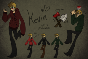 Kevin ref by CremexButter