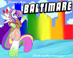 Greetings from Baltimare! by Sweets-Sweets