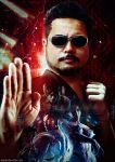 Katsuhiro Harada -The King of Iron Fist Tournament by De-monVarela