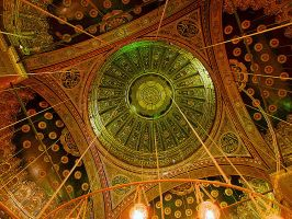 the green dome by elhussieny