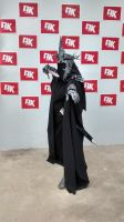 Rei Bruxo de Angmar - Witch-King of Angmar by MichelleMachado