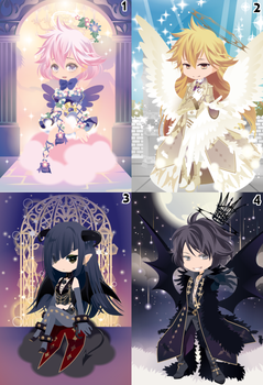 (CLOSED) Free Selfy Adopts! [Batch 18] by AndIShatter