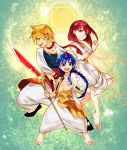 MAGI-primary colors by siruphial