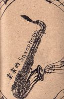 Saxophone by yii