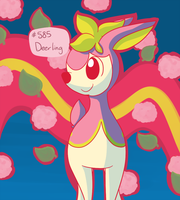Deerling - 585 by Paichii