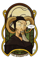 Tim the Enchanter by AndrewKwan