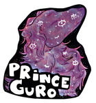 Prince Guro Badge [AC15 Commission] by CritterKat