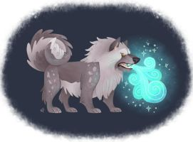 magical mouse. by mirandajane