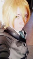 APH - England Cosplay by animatedrejectx1