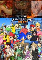 Super Smash Bros Project cover by SuperSaiyanCrash
