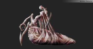 Mother Parasite Concept by CDB-ART