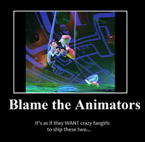 Blame the Animators by TruffulaGirl