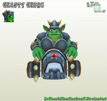 CNK Edit - Gnasty Gnorc by LeTourbillonEnchanT