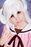 Nagisa Momoe I by EnchantedCupcake