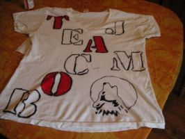 Team Jacob Shirt:Part 2 by aliruth1