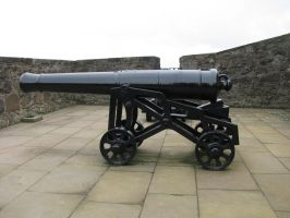 Objects 111 cannon by Dreamcatcher-stock