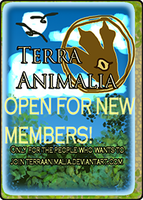 TA: OPEN FOR NEW MEMBERS! stamp by Asoq