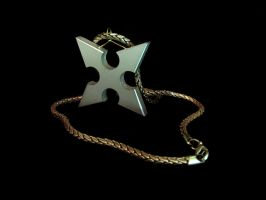 Roxas' Necklace by kh2kid